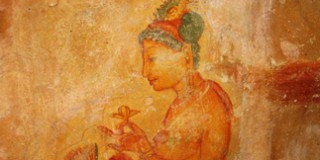 Arts in Sigiriya